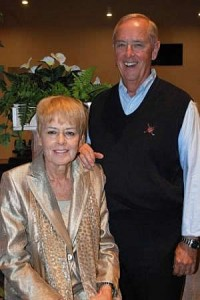 Pastor Roy Shuck and his wife Mary